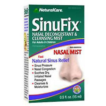 Natural Care Sinufix, Mist 0.5oz