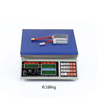 14.8v 1500mah 45c Xt60 Plug Li-poly Rechargable Battery 803457b For Rc Drone