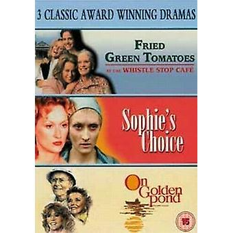 Fried Green Tomatoes at the Whistle Stop CafeSophies Choice... DVD (2003) Region 2