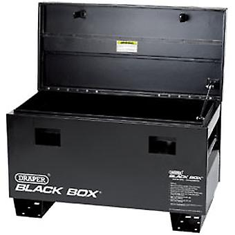 Draper 5543 urakoitsija Secure säilytyslaatikko (musta laatikko)