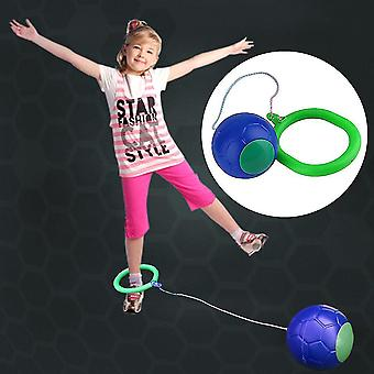 Skip Ball Outdoor Fun Toy Balls Classical Skipping Toy Fitness Equipment