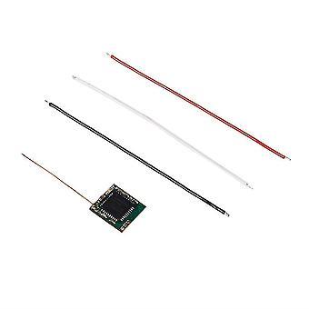 Mini ricevitore dual-chip compatibile S801a-p 2.4g Dsm2 Dsmx con Ppm Dscport