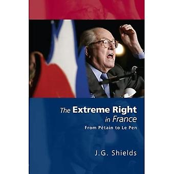 The Extreme Right in France: From Petain to Le Pen