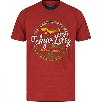 Red T-shirt For Mens