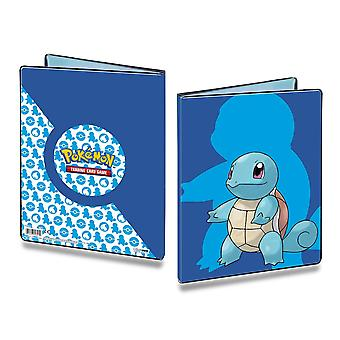 Ultra Pro Pokémon 9-Pocket Portfolio Ruiskuttaja Nitoja