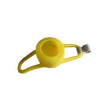 Kypärä rikki tuuli pieni keltainen ankka