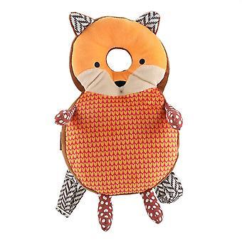 כרית הגנה מפני ראש מגן תרמיל גב בעלי חיים בצורת כרית