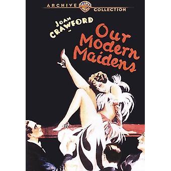 Unsere Modern Maidens [DVD] USA importieren