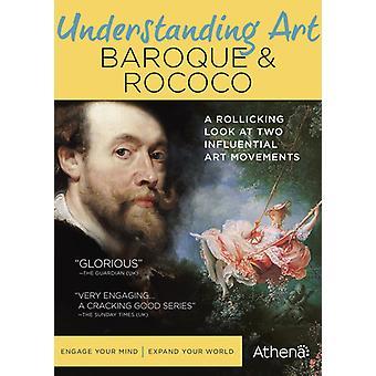 アートを理解する: バロック ・ ロココ 【 DVD 】 アメリカ インポートします。