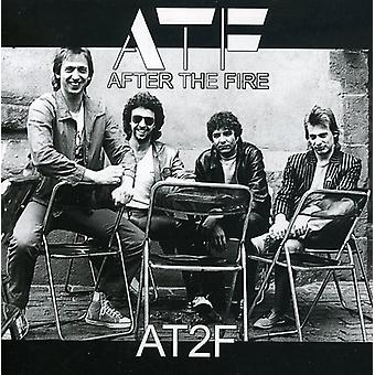 After the Fire - At2F [CD] USA import