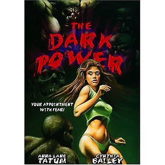 Dark Power [DVD] USA import