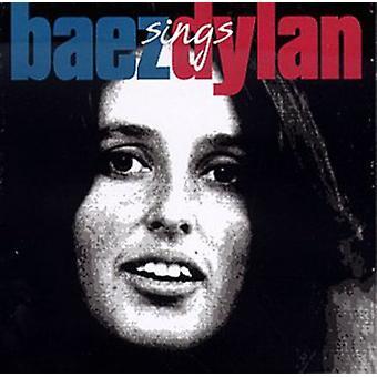 Joan Baez - Baez Sings Dylan [CD] USA import