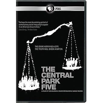 Ken Burns - Central Park Five [DVD] USA import