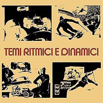 Braen's Machine - Temi Ritmici E Dinamici [Vinyl] USA import