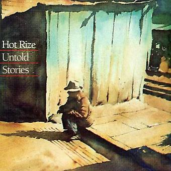 Hot Rize - Untold Stories [CD] USA import