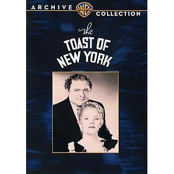 Toast of New York [DVD] USA import