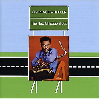 Clarence Wheeler - New Chicago Blues [CD] USA import