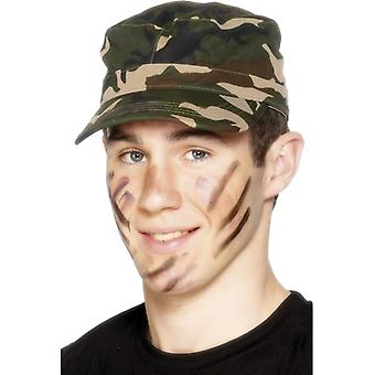 Beret soldaten Rambo Cap Cap Beret