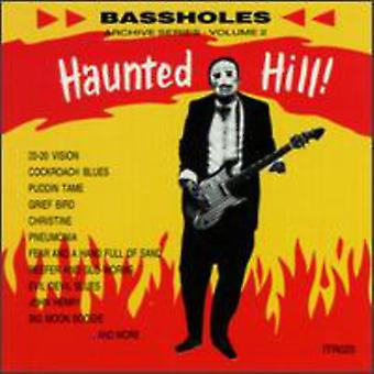 Bassholes - Haunted Hill [CD] USA import