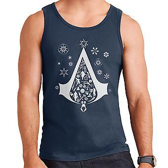 Christmas Tree Assassins Creed Men's Vest