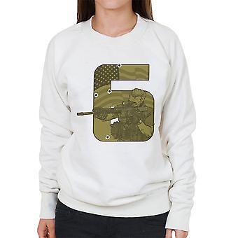 Seal Team Six Call Of Duty Women's Sweatshirt