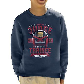 Straat rechter stagiair Kid's Sweatshirt