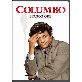 Columbo - Columbo: Sesong 1 [DVD] USA importere
