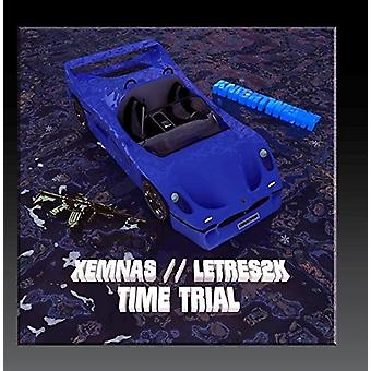 Letres2K Xemnas - Time Trial [CD] USA import