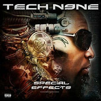 Tech N9NE - Special Effects(Dlx) [CD] USA import