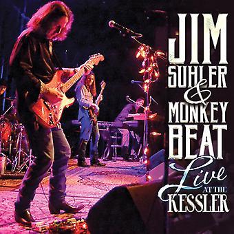 Suhler, Jim / Monkey Beat - Live at the Kessler [CD] USA import