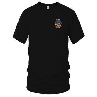 USMC MAG-12 Marine vliegtuig groep Assualt ondersteuning - Vietnamoorlog geborduurd Patch - Mens T Shirt