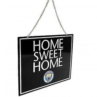Manchester City Home Sweet Home tegn