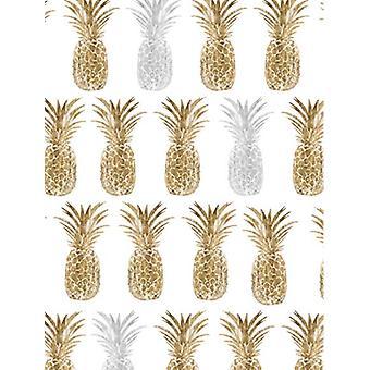 Pineapple Life VII Poster Print by Studio W (13 x 19)