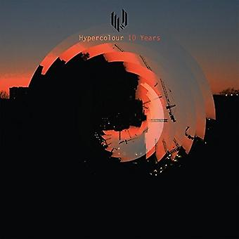 Diverse Artist - Hypercolour 10 jaar [Vinyl] USA import