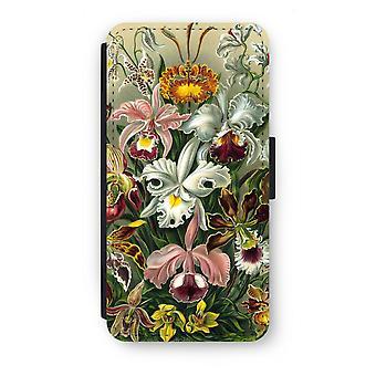 Samsung Galaxy S7 Flip Case - Haeckel Orchidae