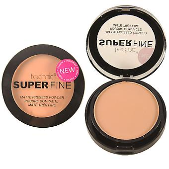 Technic Super Fine Matte Pressed Powder Mushroom