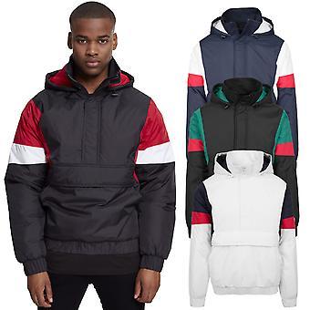 Urban classics - 3-TONE OVER jacket PULL winter jacket