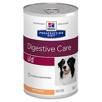 Hill's Canine I/D 360 Gr. (Dogs , Dog Food , Wet Food , Veterinary diet)