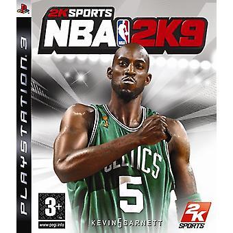 NBA 2K9 (PS3) - New