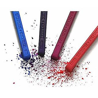 Derwent Inktense Water Soluble Colour Blocks for Drawing & Painting