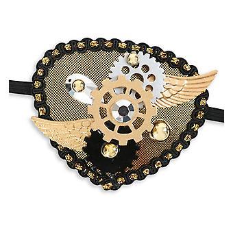 Eyepatch steampunk akcesorium