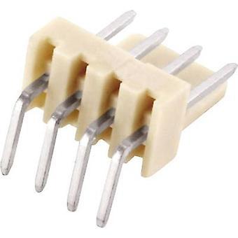 Econ ansluta Pin strip (standard) totalt antal PIN 8 kontakt avstånd: 2.54 mm PSL8W 1 dator