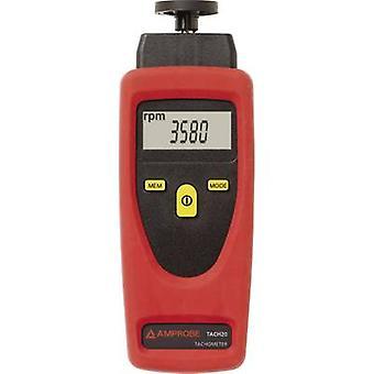 BEHA Amprobe 3311961 kierros luku mittarin mekaaninen, optinen 1-19999 rpm 1-99999 RPM
