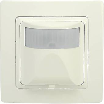 Kopp 808401012 Flush montere PIR bevegelsesdetektor 180 ° Relay krem-hvite IP20