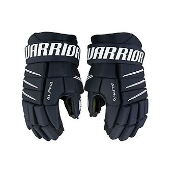 Warrior Alpha QX5 gloves senior