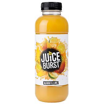 Juice Burst Mango Juice Drinks