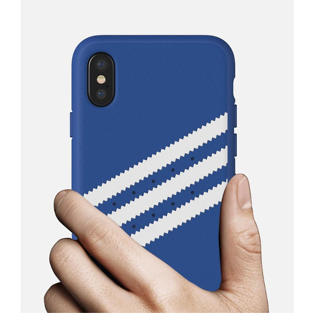 adidas OR Moulded Case PU FW18 for iPhone 66S78, White