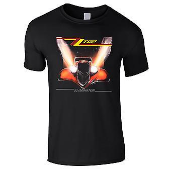 ZZ Top-πουκάμισο για τα παιδιά