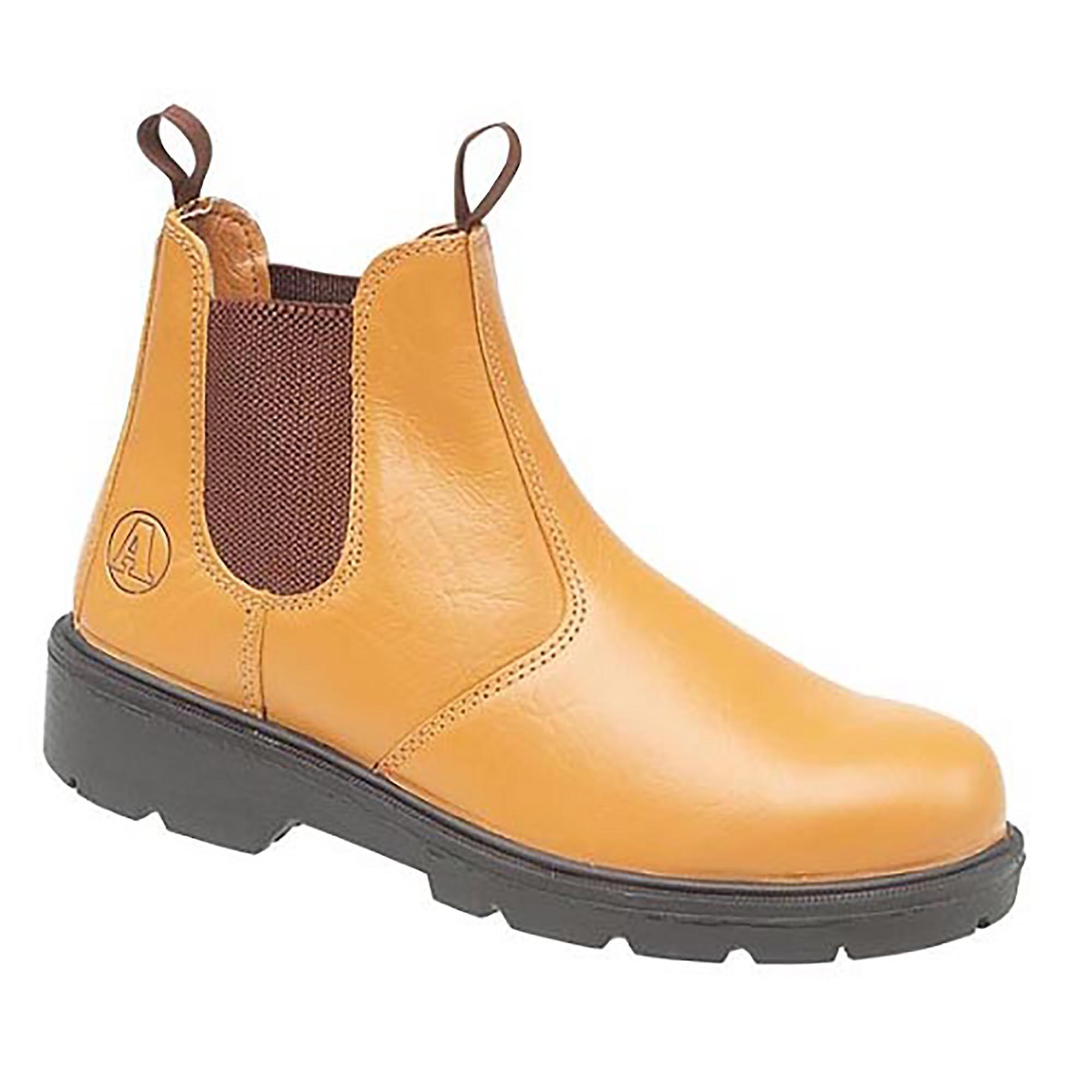Amblers Steel Fs115 Pull-on Dealer Boot / Womens Ladies Boots