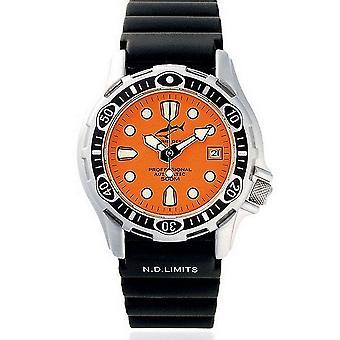 CHRIS BENZ - Diver Watch - DEEP 500M AUTOMATIC - CB-500A-O-KBS